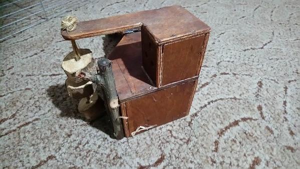 Domek dla gryzonia.: zdjęcie 86652336