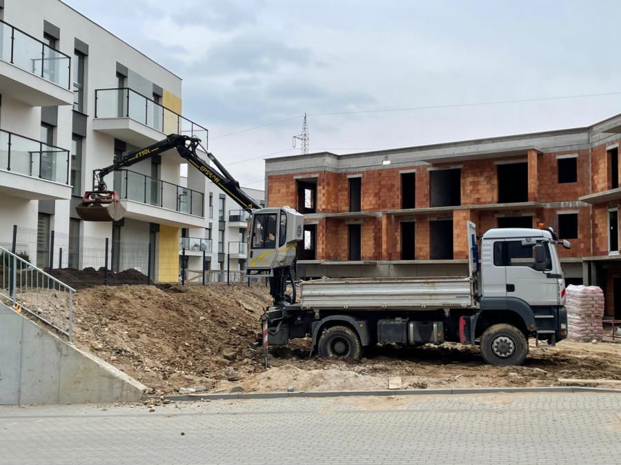 Wywóz/przywóz ziemi, gruzu, żwiru, piasków kruszyw, HDS Big bagi Sopot