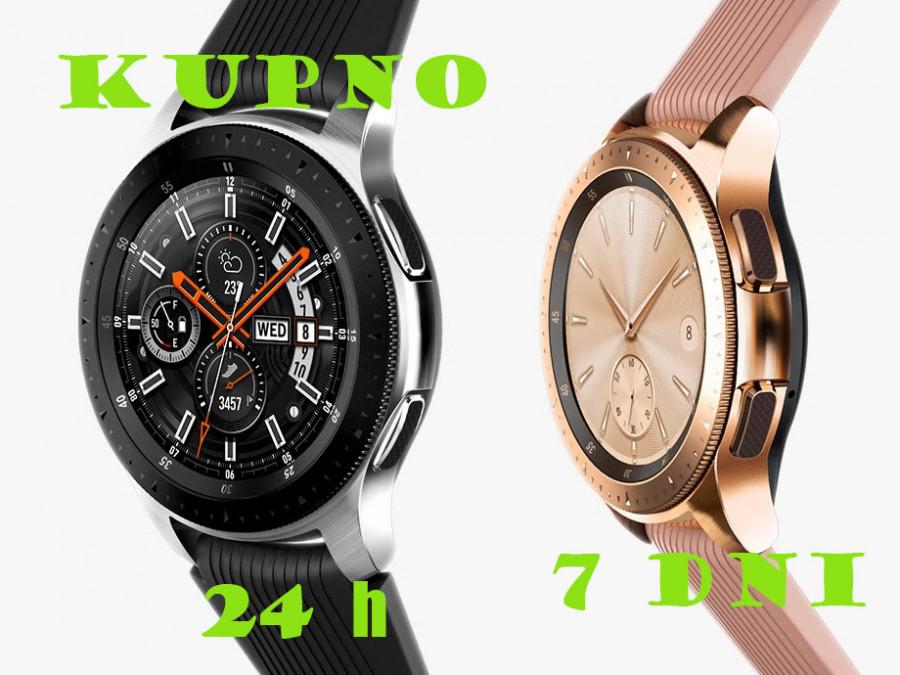 Smartwatch Samsung Galaxy Watch - Kupno