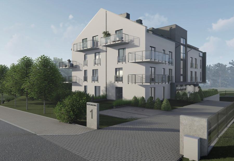 Nowa inwestycja !!! Twoja Dąbrowa !!! 2 pokojowe słoneczne mieszkanie: zdjęcie 86973158
