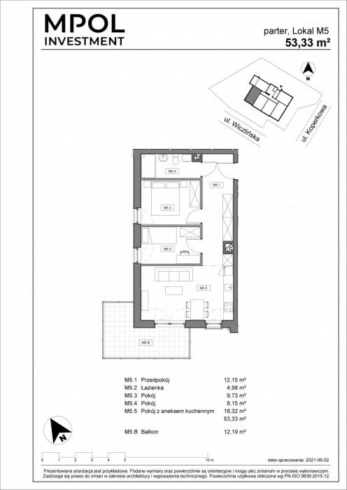 NoWOŚĆ !! Twoja Dąbrowa !!! 3 pokoje z dużym balkonem: zdjęcie 86982121