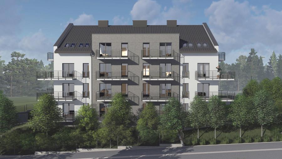 Nowość !! Twoja Dąbrowa !!! 4 pokojowe mieszkanie z tarasem i balkonem: zdjęcie 86973607