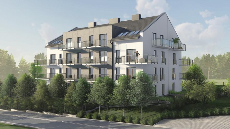 Nowość !! Twoja Dąbrowa !!! 4 pokojowe mieszkanie z tarasem i balkonem: zdjęcie 86973608