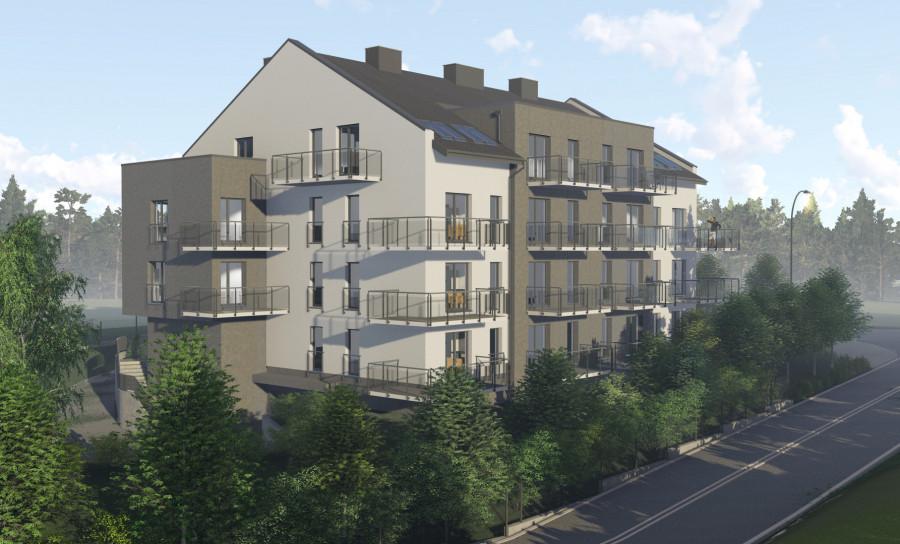 Nowość !! Twoja Dąbrowa !!! 4 pokojowe mieszkanie z tarasem i balkonem: zdjęcie 86973611