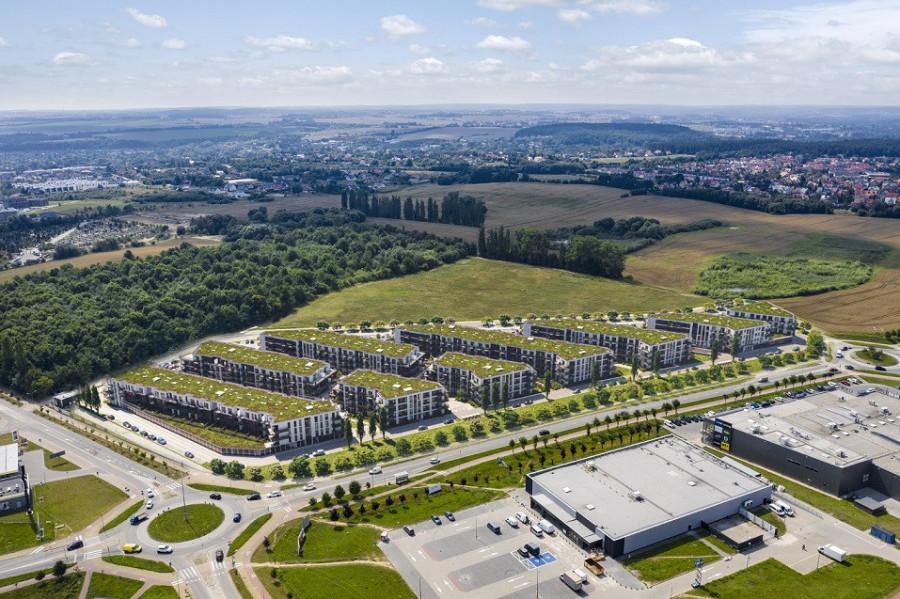 Pruszcz Park 0.B.2- mieszkanie 2-pok. na parterze z ogródkiem: zdjęcie 87493372