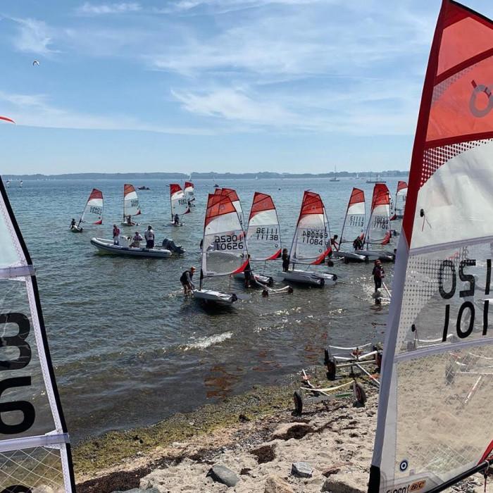 Półkolonie żeglarskie O'Pen Skiff Sopot 2021 Bon Turystyczny: zdjęcie 87032161