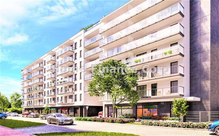 Mieszkanie Gdańsk Letnica  54.19 m2