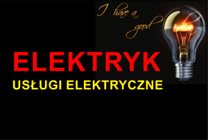 Elektryk - Montaż - Instalacje - Usługi Elektryczne, upr. E + D