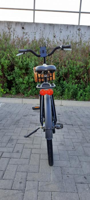 Rower HolenderskI Batavus Quip N3 Czarny Mat: zdjęcie 87098389