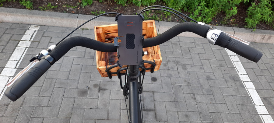 Rower HolenderskI Batavus Quip N3 Czarny Mat: zdjęcie 87098390
