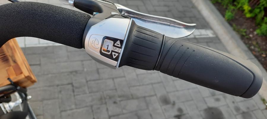 Rower HolenderskI Batavus Quip N3 Czarny Mat: zdjęcie 87098393