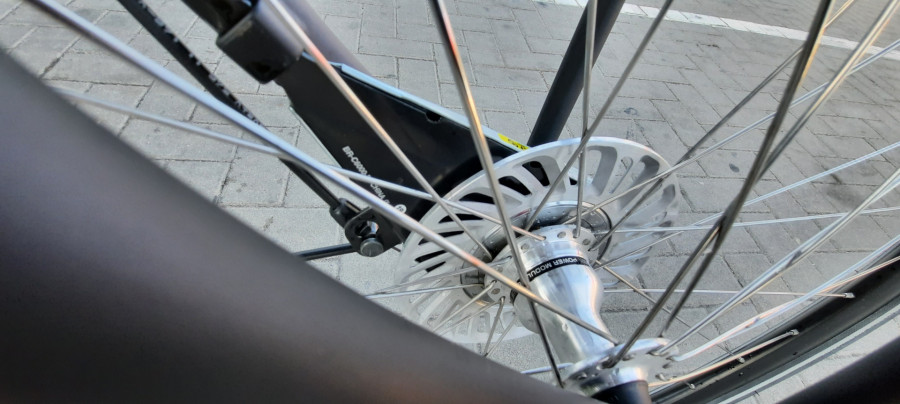 Rower HolenderskI Batavus Quip N3 Czarny Mat: zdjęcie 87098397