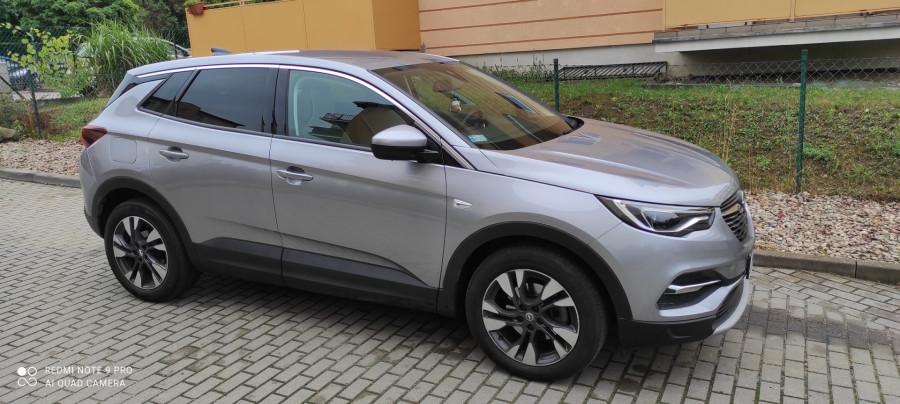 Opel Grandland X Elite 1.2 benzyna