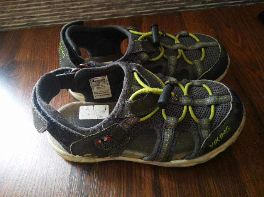 Buty/sandały Viking, r. 28 przewiewne na lato: zdjęcie 87219652