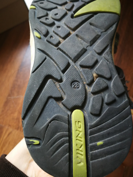 Buty/sandały Viking, r. 28 przewiewne na lato: zdjęcie 87219654