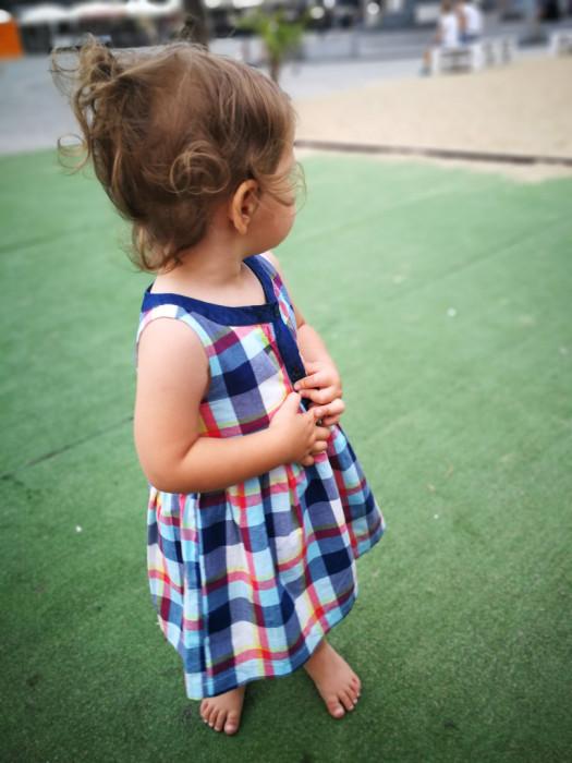 Urocza Sukienka kratka Baby Gap 12-18 mies.: zdjęcie 87219675