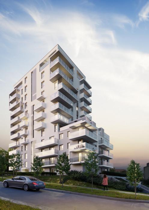 Mieszkanie dwupokojowe - Port Deco M7