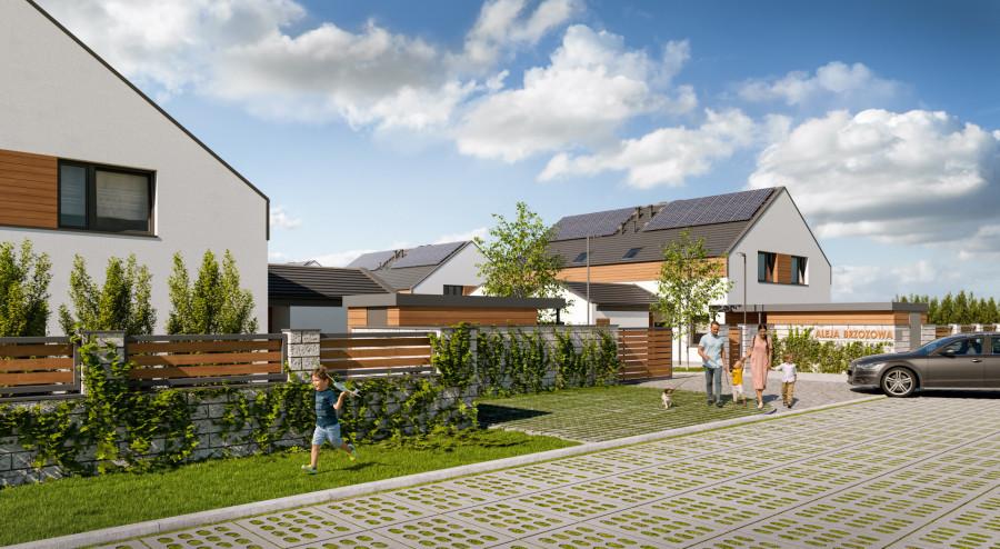 Aleja Brzozowa - Osiedle Kleszczewo - 20 domów: zdjęcie 87257884