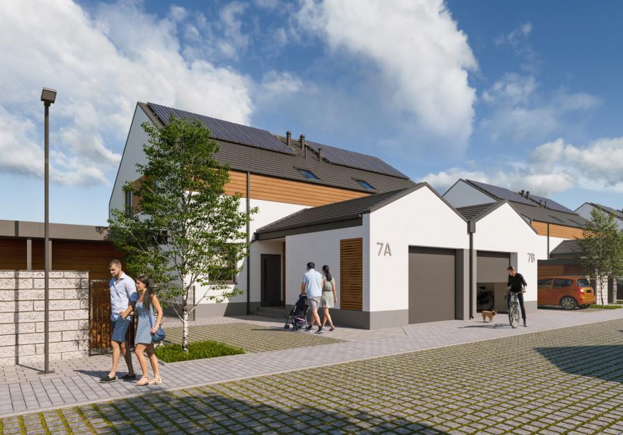 Aleja Brzozowa - Osiedle Kleszczewo - 20 domów: zdjęcie 87257885
