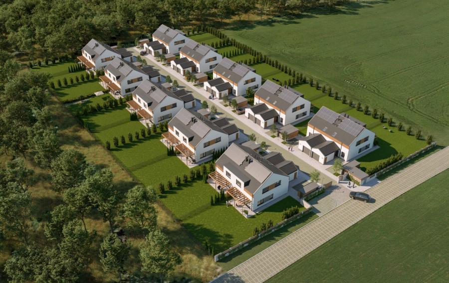 Aleja Brzozowa - Osiedle Kleszczewo - 20 domów: zdjęcie 87257887