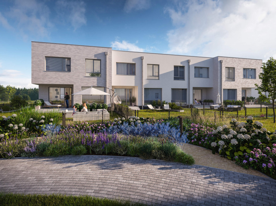 INPRO S.A. - NOWOŚĆ!! - OPTIMA - dom 4-pok. 110.18 m2 każdy dom w ramach osiedla optima zadanie vi to niezależna nieruchomość wraz z własną działką z wyodrębnioną księgą wieczystą.