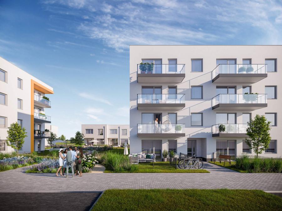 INPRO S.A. - OPTIMA - mieszkanie 3-pok. 58.29 m2 nie zapłacisz za metry pod ściankami działowymi