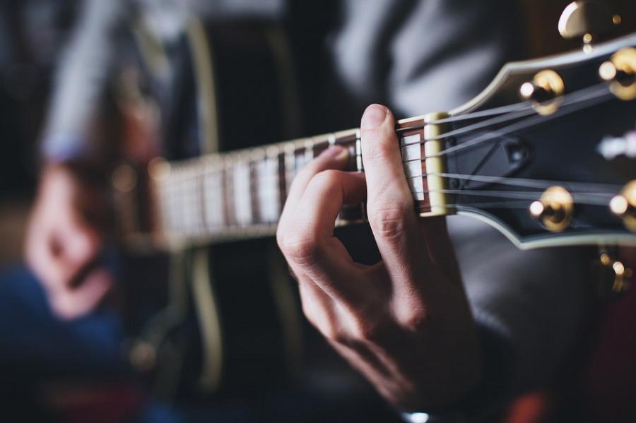 Profesjonalne lekcje gitary i ukulele, Nauka gry na gitarze i ukulele