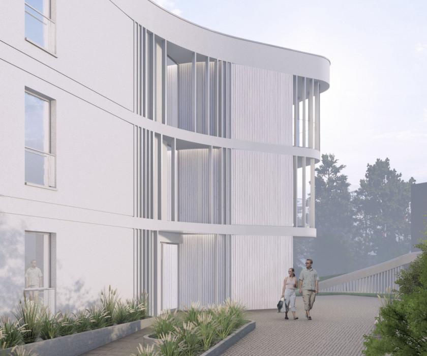 Willa Narutowicza M8 - 3 słoneczne pokoje z dużym balkonem: zdjęcie 87410612