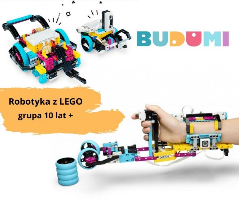 Robotyka z LEGO (10 lat+)