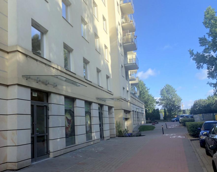 Przedszkole-żłobek-gabinet-handel-usługi-biuro-wejście z ulicy: zdjęcie 87622105