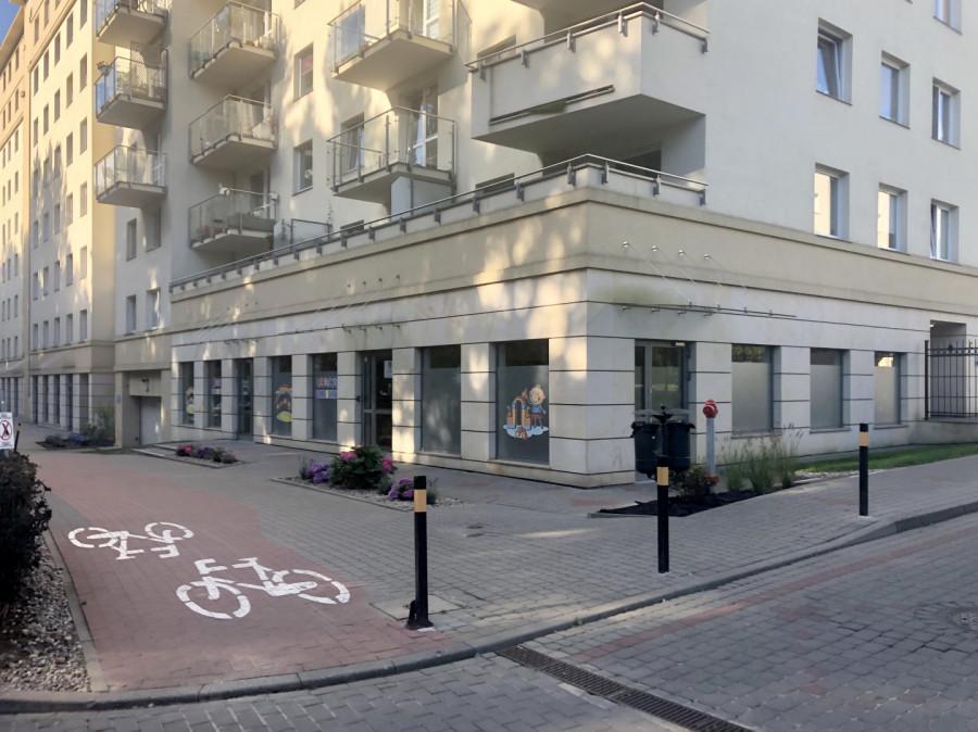 Przedszkole-żłobek-gabinet-handel-usługi-biuro-wejście z ulicy: zdjęcie 87622115