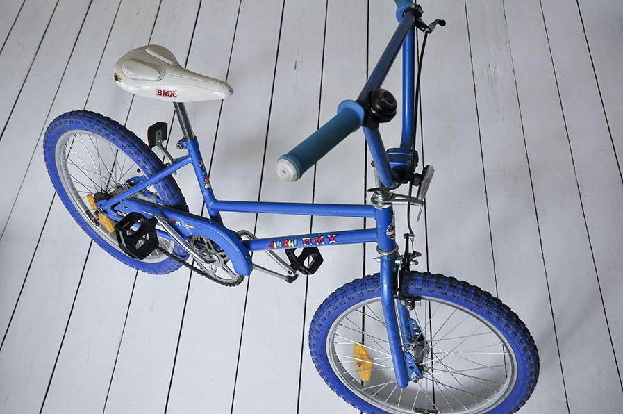 BMX. Rower dziecięcy.: zdjęcie 87649337