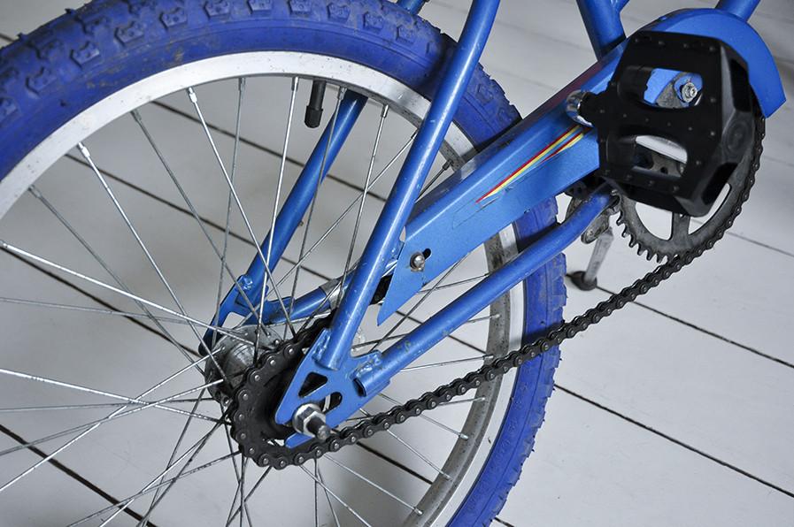 BMX. Rower dziecięcy.: zdjęcie 87649340