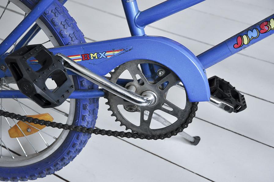 BMX. Rower dziecięcy.: zdjęcie 87649342