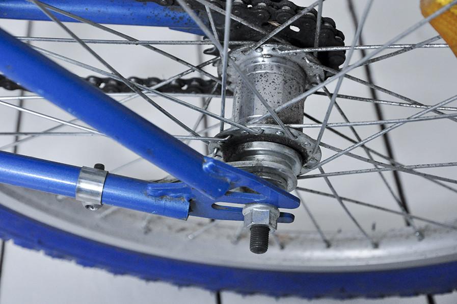 BMX. Rower dziecięcy.: zdjęcie 87649346