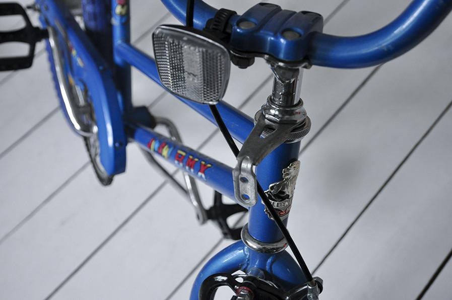 BMX. Rower dziecięcy.: zdjęcie 87649350