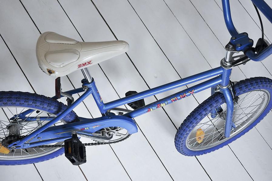 BMX. Rower dziecięcy.: zdjęcie 87649351