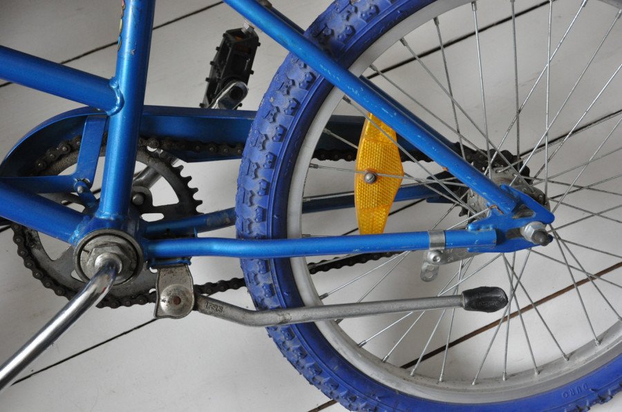 BMX. Rower dziecięcy.: zdjęcie 87649355