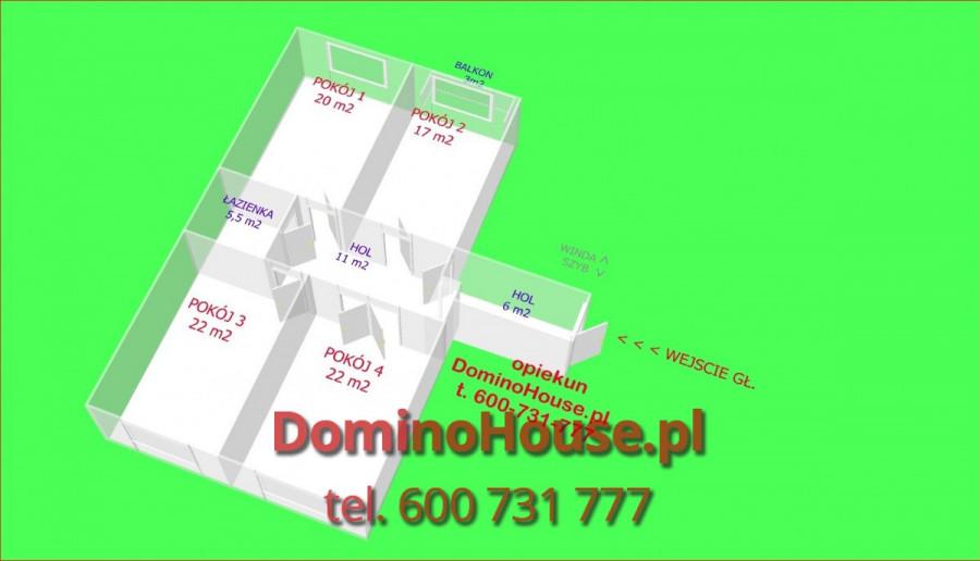Biuro, kancelaria w dużym Mieszkaniu: zdjęcie 87830855