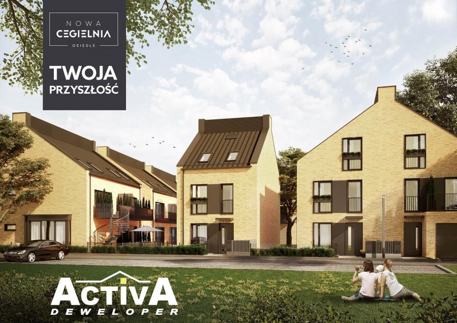 Nowa Cegielnia - Activa Deweloper - B15M2 - ogródek 97 m2!