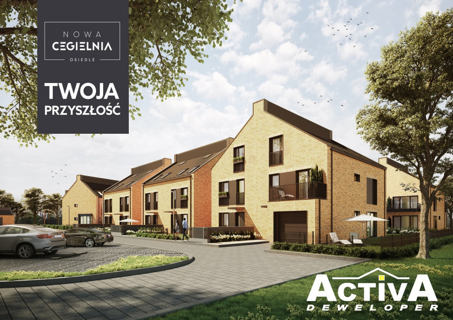 Nowa Cegielnia - Activa Deweloper - B17M4 - Gdańsk Kokoszki