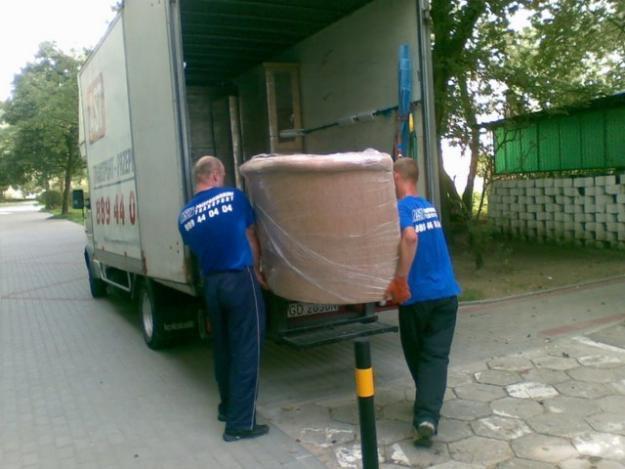 Przeprowadzki Mieszkań Gdańsk- Usługi Transportowe: zdjęcie 55021250