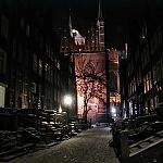Ulica Mariacka z Kościołem