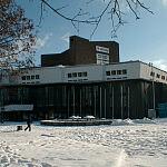 Teatr Muzyczny zimą