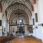 Wnętrze Kościoła Św. Katarzyny