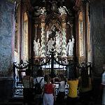 Ołtarz boczny w Katedrze Oliwskiej