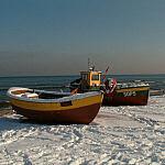 Plaża w Sopocie