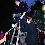 Premiera ksiazki Barbary Świąder - 04.06.2005