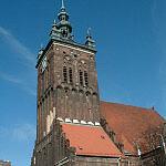 Wieża Kościoła św. Katarzyny