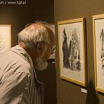 Finisaż wystawy grafik i rzeźb Guntera Grassa